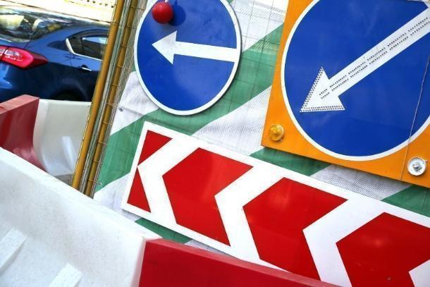 На улице Красной в Краснодаре частично закроют движение транспорта