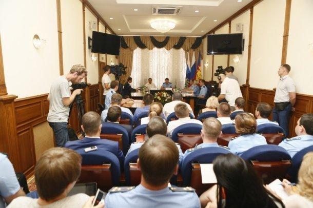 Губернатор Кубани пообещал «Вежливым фермерам» защитить их от захватчиков земли