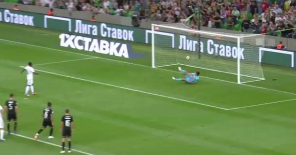 «Краснодар» вырвал победу у «Локомотива» на последних секундах матча