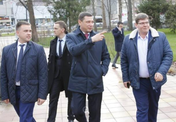 «Красный респект»: глава Краснодара получил заслуженную благодарность