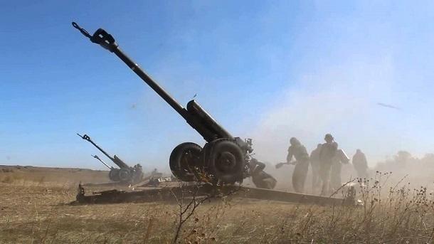От конфликта на Украине Адыгею начнет защищать артиллерийская бригада