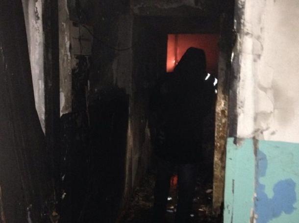 Власти Краснодара предоставят жилье пострадавшей в пожаре многодетной семье