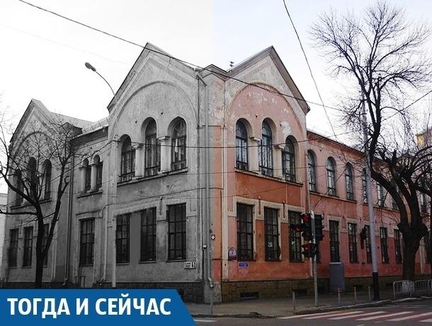 В самой старой школе Краснодара когда-то молились и учились только девочки