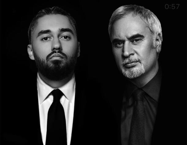 Ко Дню влюбленных Мот и Валерий Меладзе выпустили трогательную песню о чувствах