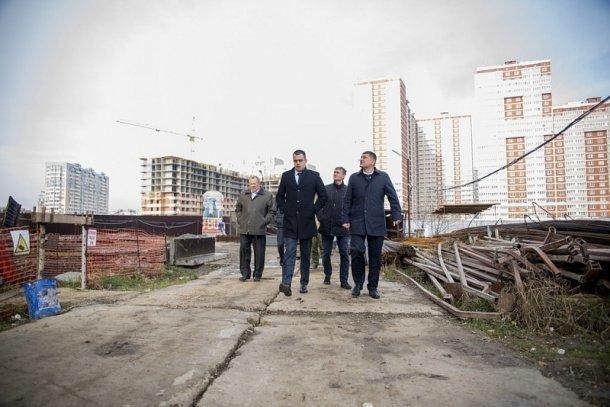 Большую часть проблемных домов Краснодарского края планируют достроить в 2019