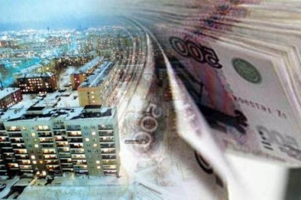 «Плохой Дед Мороз с новыми тарифами ЖКХ» пришел 1 января к жителям Краснодарского края