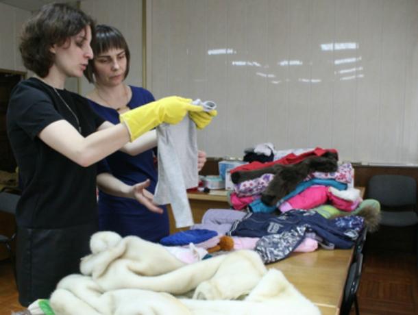Краснодарским погорельцам дома-самостроя собрали почти 300 тысяч рублей