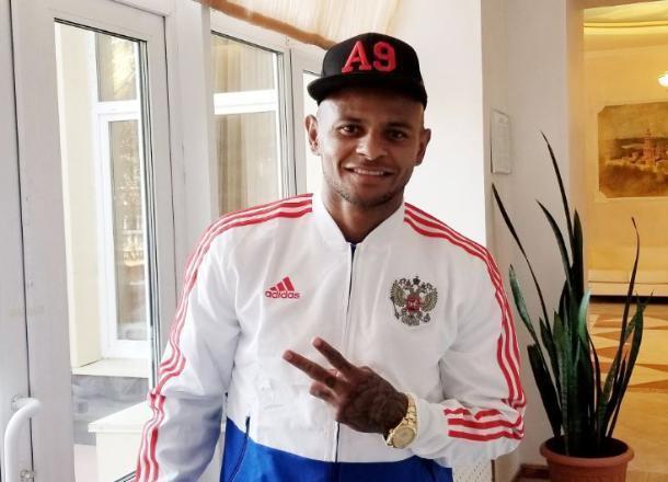 Нападающего «Краснодара» Ари вызвали в сборную России