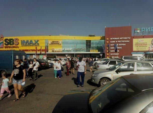 ВКраснодаре эвакуировали 11 торговых ибизнес-центров