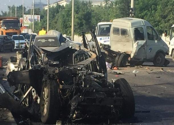 Сына экс-начальника краснодарской полиции осудили за ДТП с пятью рабочими