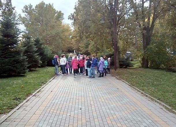 Детей из задержанных в Краснодаре поездов сводили в сад