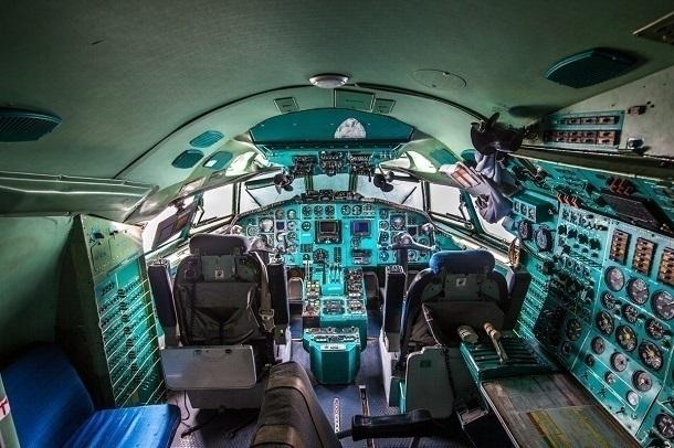 Эксперт: Ту-154 в Сочи упал из-за «лётного хулиганства»