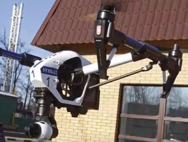 Будущее наступило: дроны ГИБДД за 500 тысяч «атакуют» водителей Краснодарского края