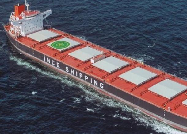 Ракетному удару подверглось судно с кубанским зерном