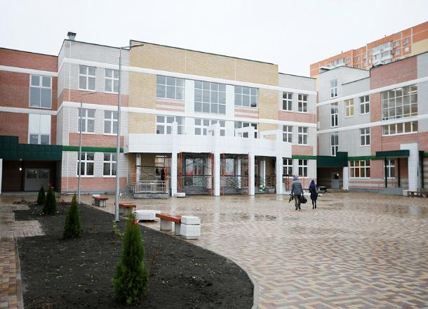 В Московском микрорайоне Краснодара откроется новая школа