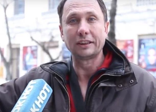 «Хватит плодить геев»: необычный пикет прошел в центре Краснодара