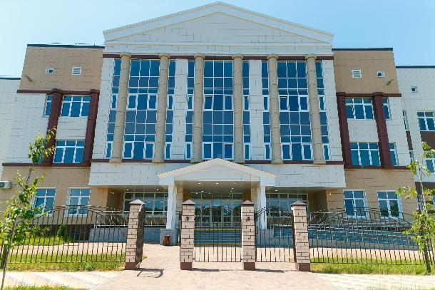 Губернатор Краснодарского края Вениамин Кондратьев посетил новую школу от «ЮгСтройИнвест»