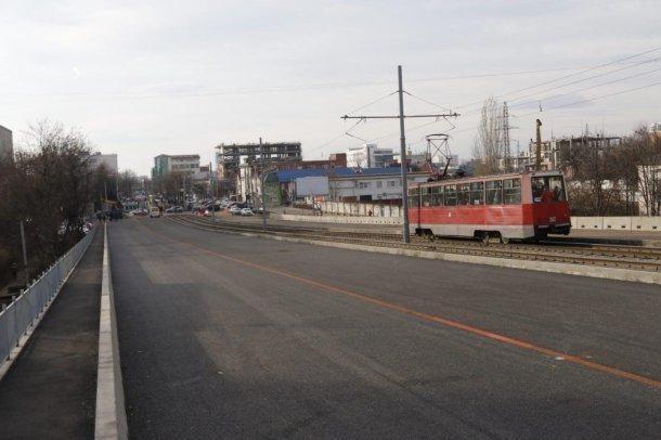 Движение поСадовому мосту вКраснодаре откроется 15декабря в16