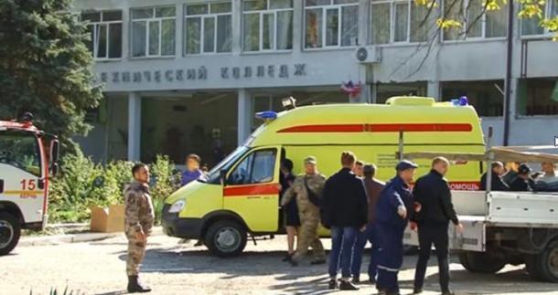 Активист Кубани приехал в Керчь для помощи пострадавшим во время взрыва в техникуме