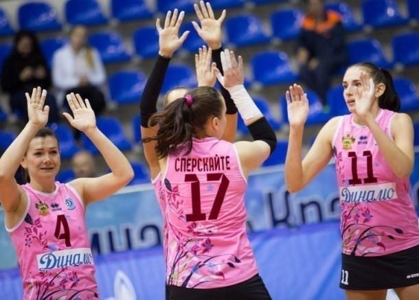 В Краснодаре хотят создать Академию волейбола