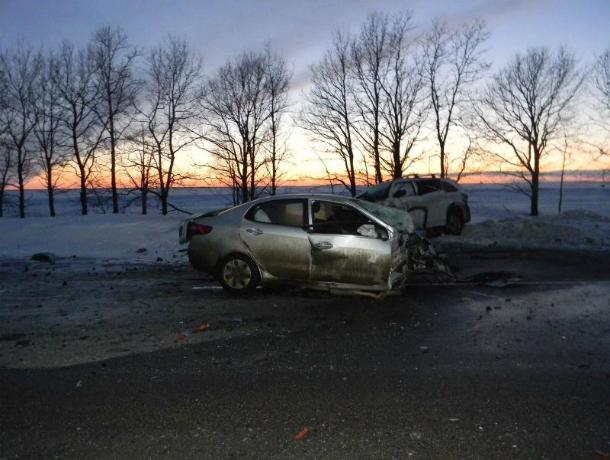 ВДТП вРязанской области один человек умер, двое пострадали