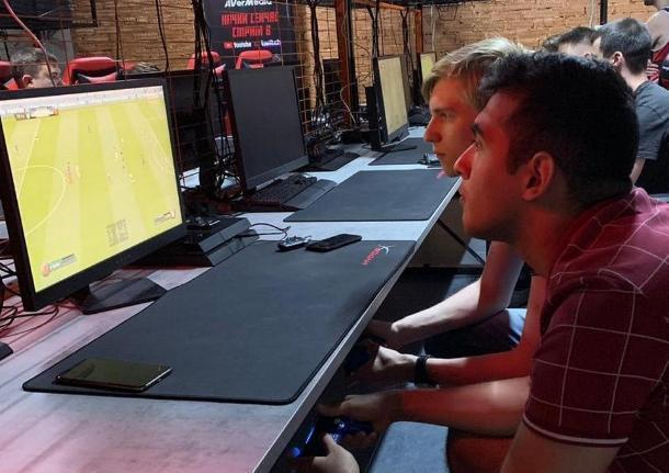 Соревнования по киберспорту проходят в Краснодаре