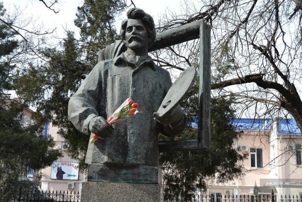 История Краснодара: чем Репин заслужил памятник на Кубани