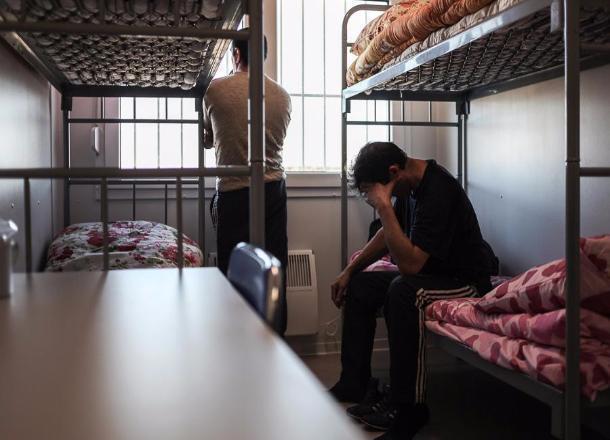 Неменее 100 мигрантов объявили голодовку всочинском центре временного содержания