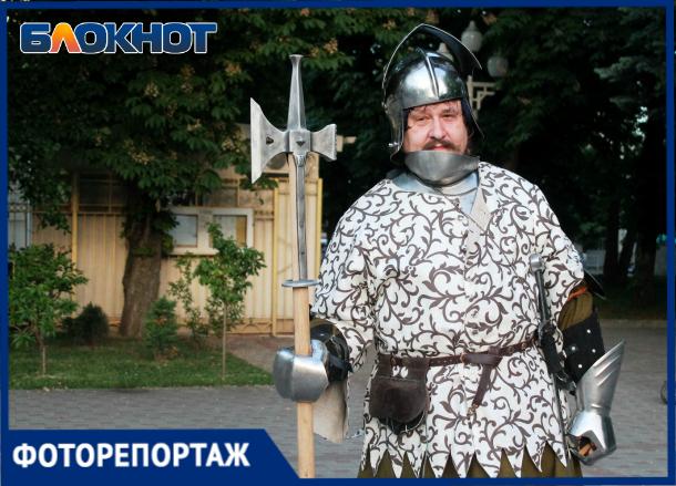 В Ночь музеев в центре Краснодара «ожили» экспонаты