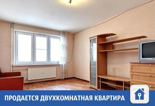 Двухкомнатная квартира с ремонтом от застройщика продается в Краснодаре