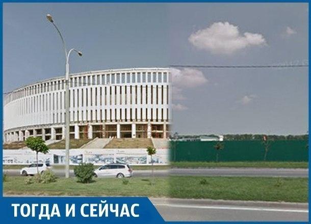 «Колизей» и парк «как в Европе» вместо пустыря подарил краснодарцам Сергей Галицкий