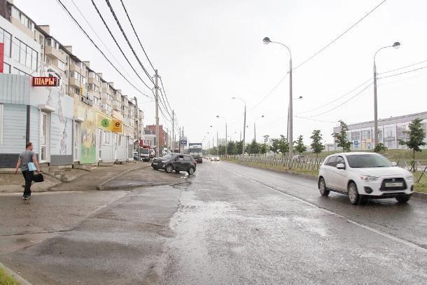 «Улицу Московскую не затопило», - мэрия Краснодара