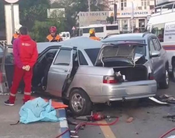 ДТП в Сочи унесло жизнь двух женщин