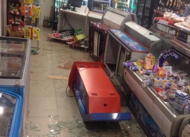 Житель Абхазии разгромил магазин в Сочи