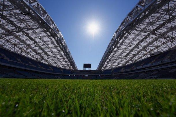 Делегация ФИФА оценила готовность стадиона «Фишт» кКубку Конфедераций