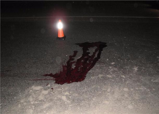 В станице Ладожской женщина погибла на проезжей части: водителя нашли по автомобильному зеркалу
