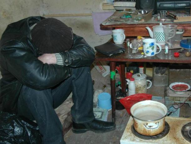 ВКалининском районе полицейские закрыли наркопритон