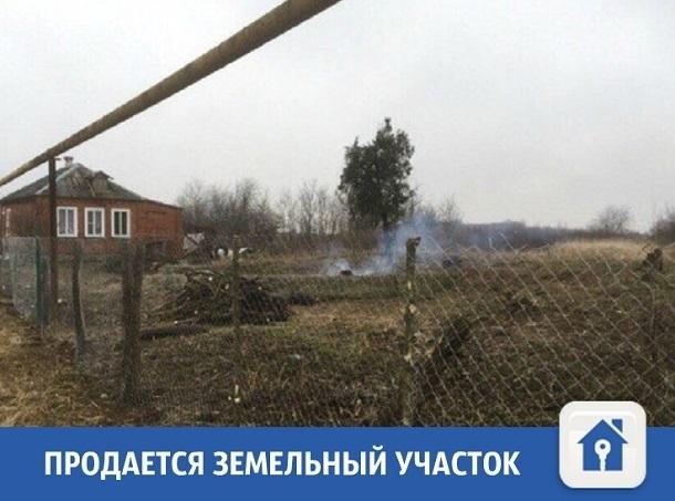 Недорого продается земельный участок под Краснодаром