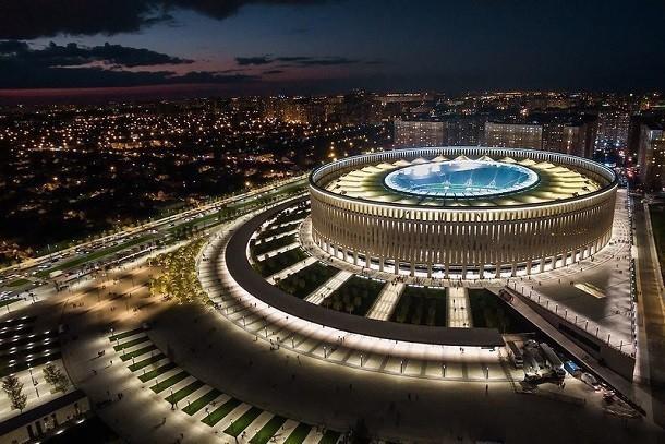 «Реал» сыграет с «Краснодаром» на «Краснодаре» в Краснодаре