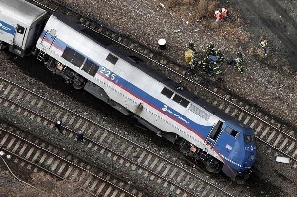 Повышенный риск ж/д аварий ожидается на Кубани в 2017 году
