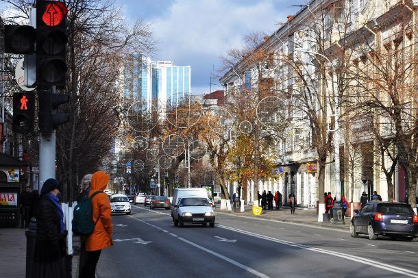 «Греческие» и «морские» улицы появятся в Краснодаре