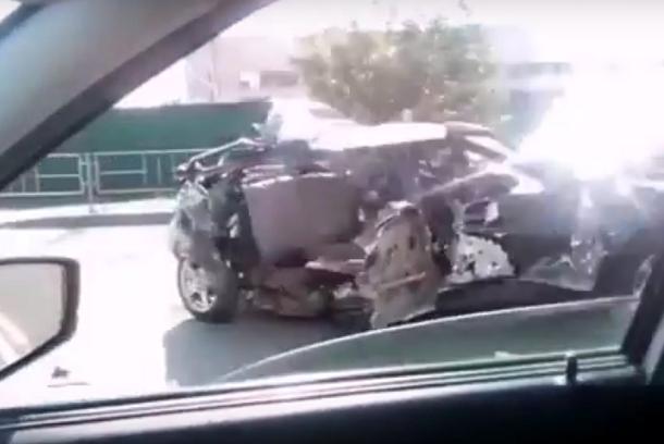 ДТП в Краснодаре унесло жизни двух молодых людей