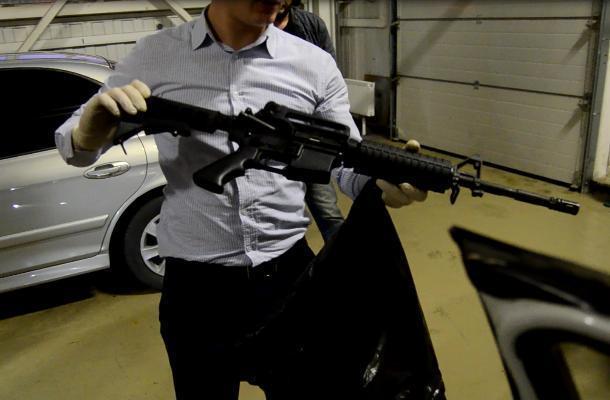 На Кубани перекрыли международный канал поставки оружия