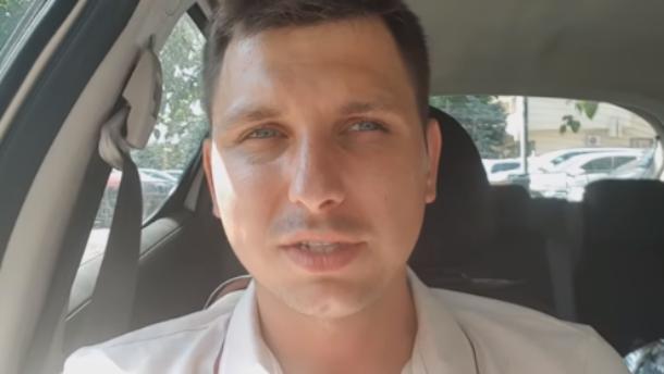Краснодарский блогер Евгений Ширманов заявил об избиении в отделе полиции