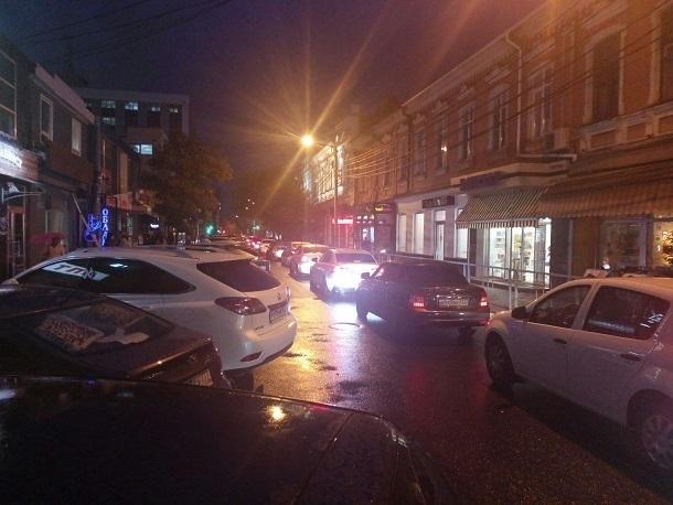 Нелегальных таксистов вылавливают в Краснодаре