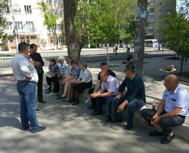 Заместитель генпрокурора России принял только четверых кубанских «вежливых фермеров»