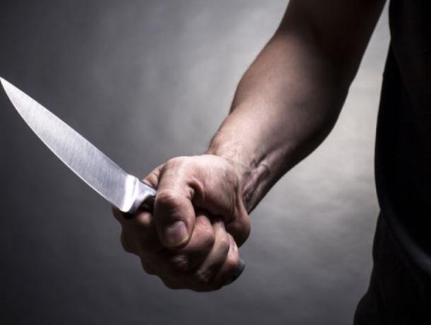 Гражданин Абинского района вонзил нож вшею отца