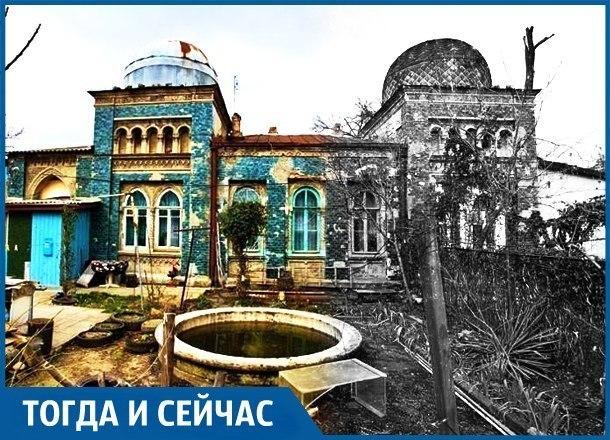 Благодаря душевным страданиям архитектора в Краснодаре появился «Особняк любви»