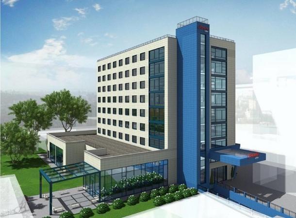 На Красной в Краснодаре построят еще один отель Hilton