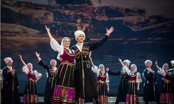 80-летие Кубани отметили концертом в Кремле